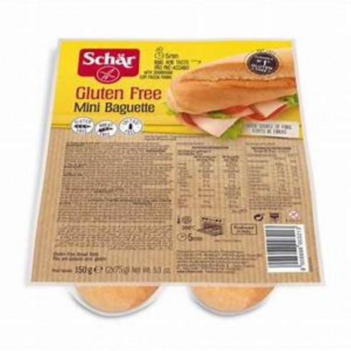 Schar Mini Baguette,150g (2x75g) Gluten Free