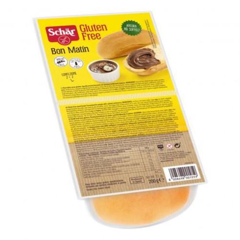 Schar Bon Matìn, 200g (4x50g) Gluten Free